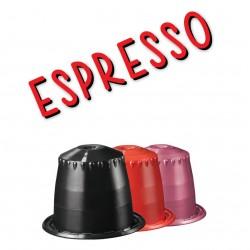 Nespresso - Espresso pods