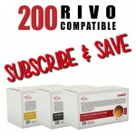 250 Rivo compatible Pods Every Month