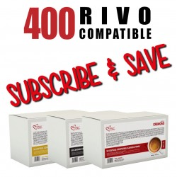 400 Rivo compatible Pods Every Month