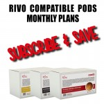 150 Rivo compatible Pods Every 2 Months
